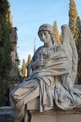 Angel II by oscargascon