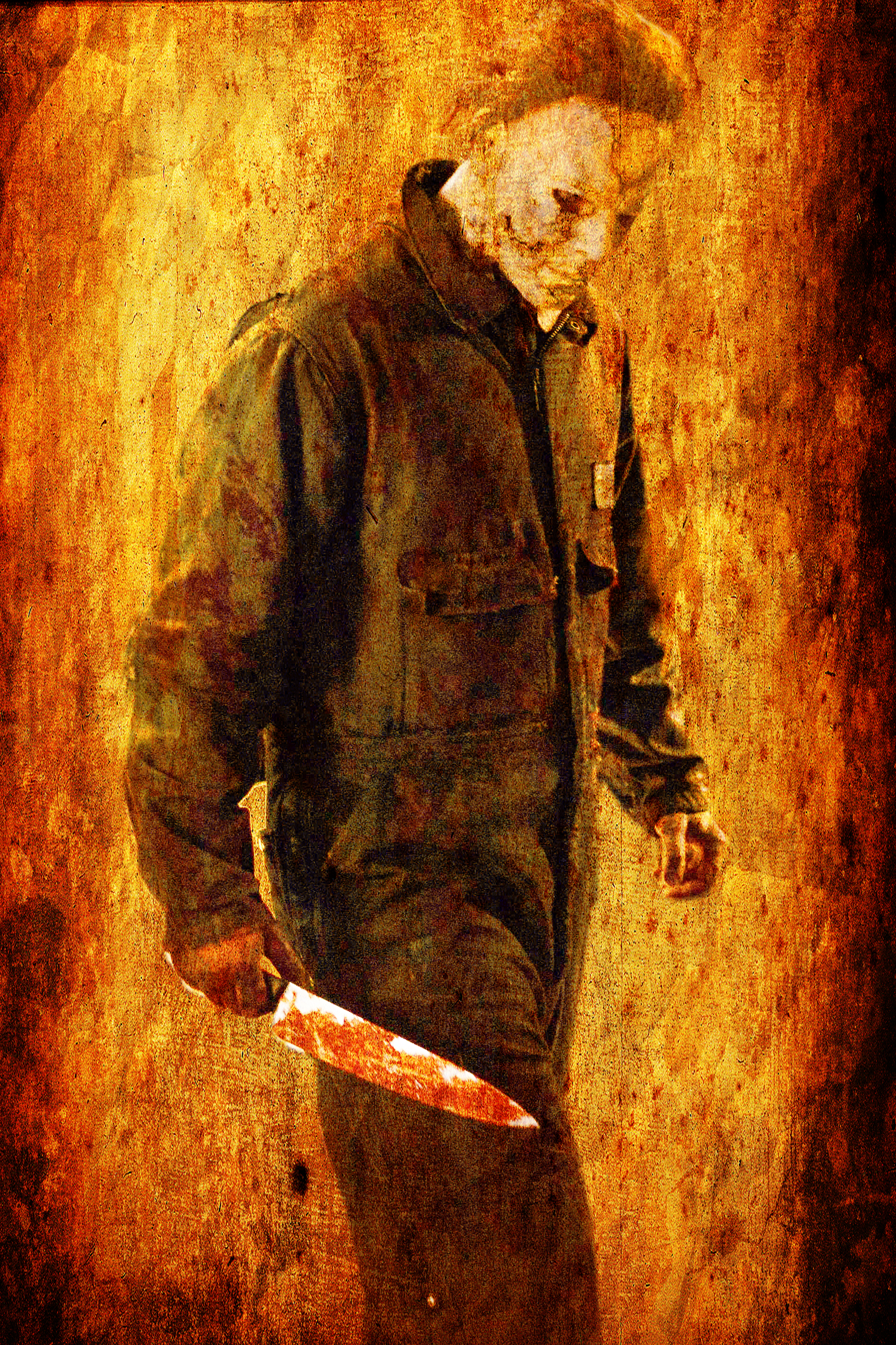 Michael Myers by StephenJames138