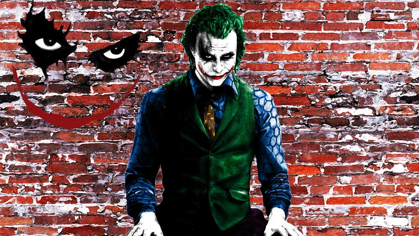The Joker Wallpaper by DarkWazaman on ...