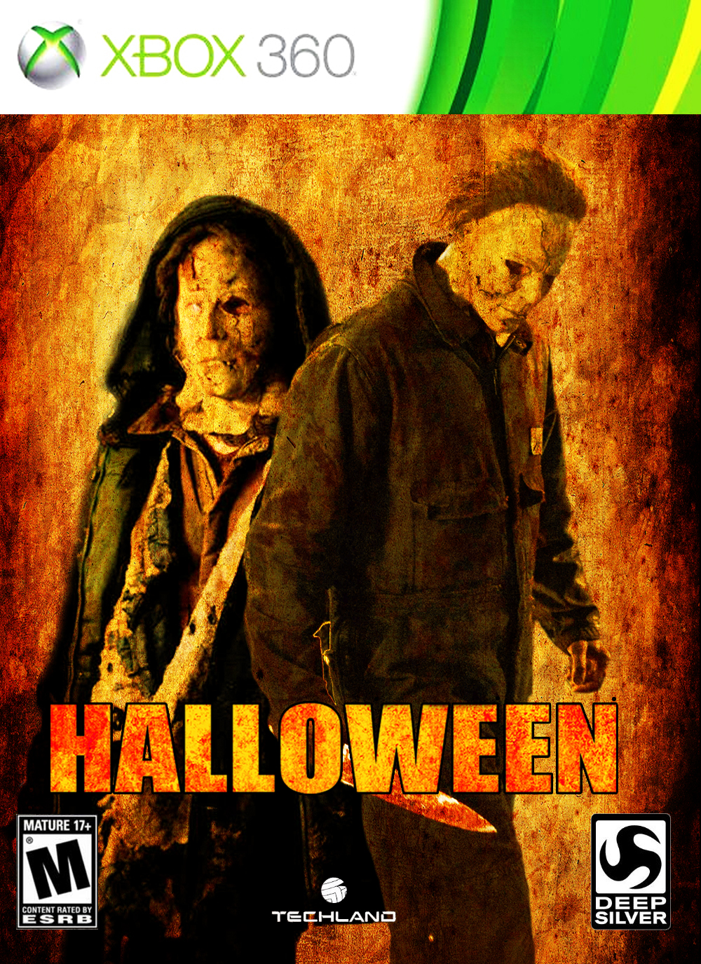 Halloween The Game by DarkWazaman Halloween The Game by DarkWazaman