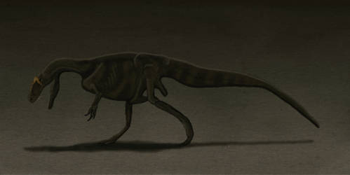 Speculative Allosaurus