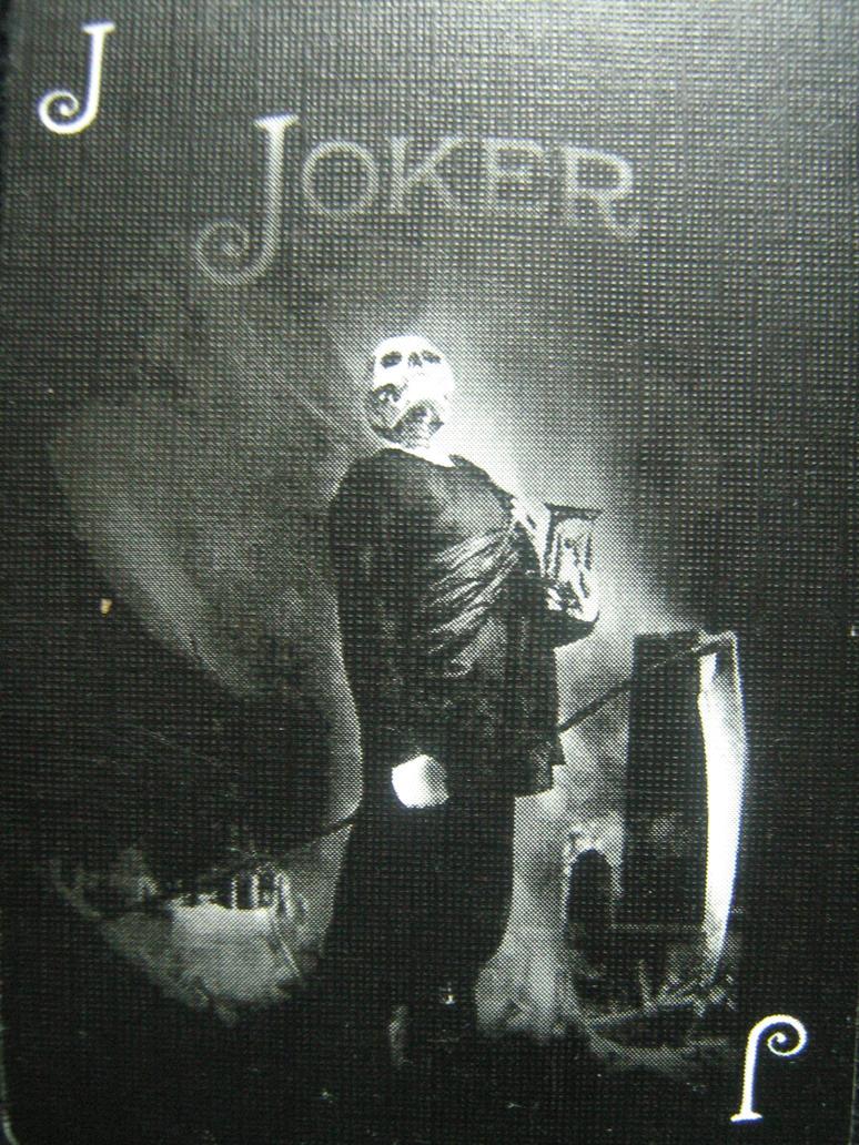 joker by shapeshifter444