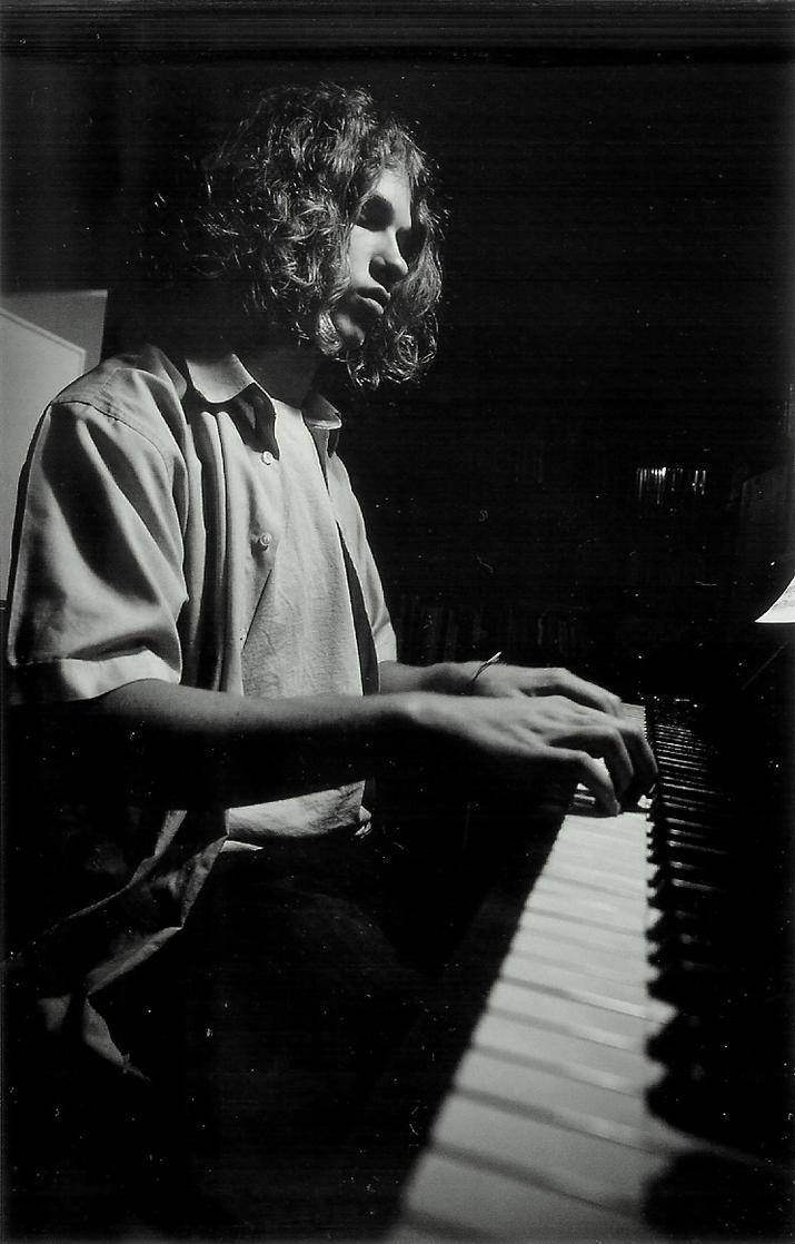 Piano man by Blacksabbat