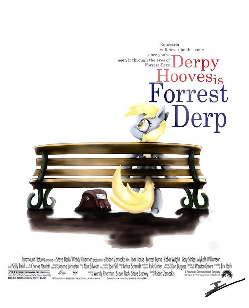 Forrest Derp by EuropaMaxima