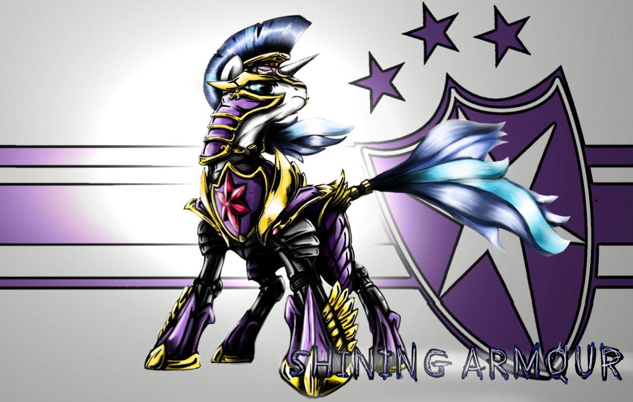 Shining Armour by EuropaMaxima