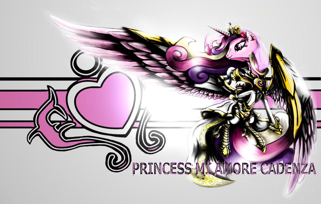 Princess Mi Amore Cadenza by EuropaMaxima