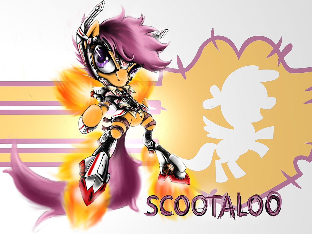 Scootaloo by EuropaMaxima