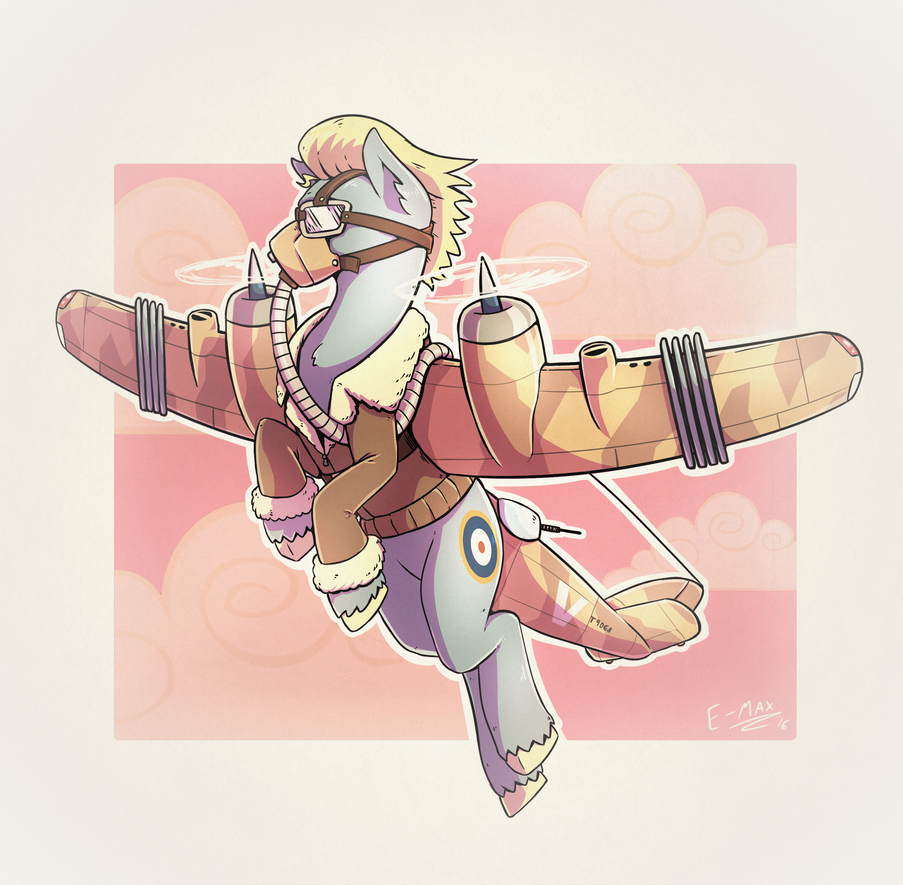 Commission: Beaufighter by EuropaMaxima