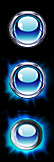 Windows 7 Start Button Aqua by XxOptiCaxX