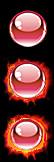 Windows 7 Start Button Red.Glz by XxOptiCaxX