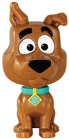 Happy Meal Scooby-Doo Toy (PNG)