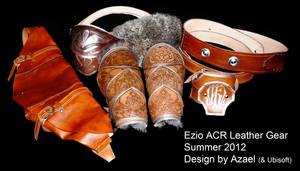 Ezio ACR Leather Gear