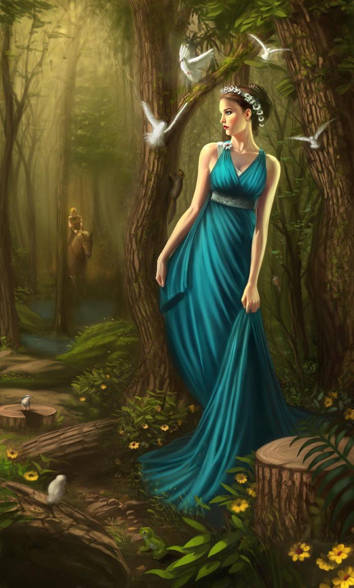 Persephone Picture, Persephone Image