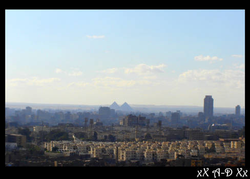 . An Ancient City .