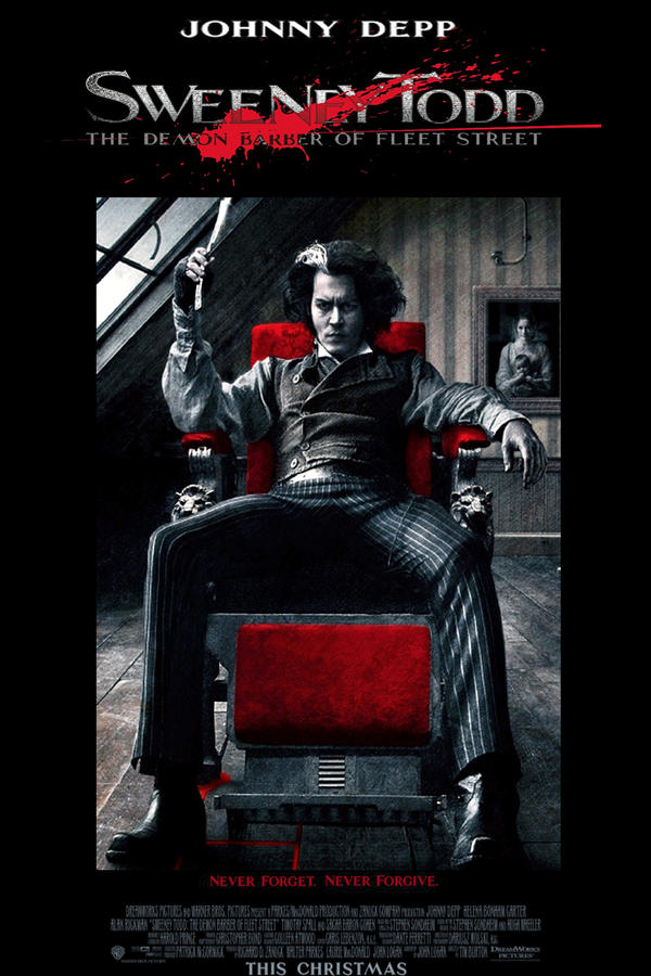 Sweeney Todd Movie Pos...