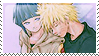 Naruhina Stamp I by Tainaka