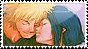 Naruhina Stamp III by Tainaka