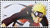Naruto Shippuden Stamp by Tainaka
