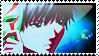 Zwei Stamp by Tainaka