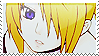 Hildegarde - Stamp by Tainaka