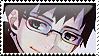 Yukio Okumura - Stamp by Tainaka