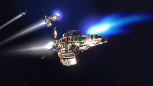 Taiidan Republic Attack Bomber