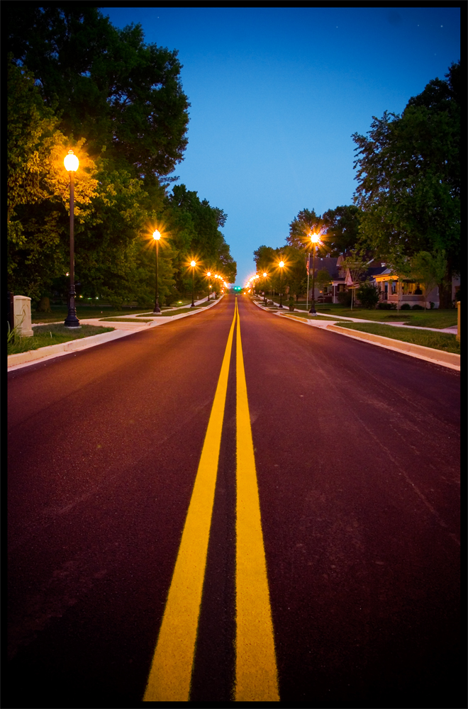 on the street where you live by tannermorrowphoto