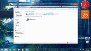 Windows 8 Mixed Theme