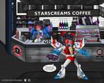 Starscream's Coffee by Eternities-Shadow