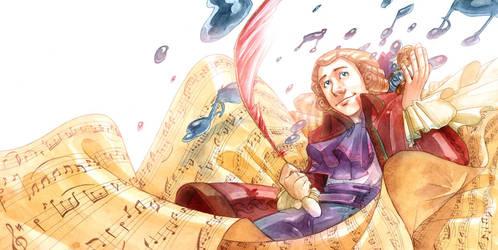 Amadeus by princendymion