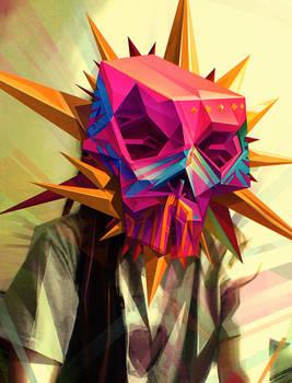 Masquerade detail