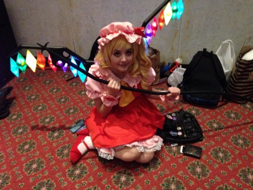 Flandre Scarlet Cosplay by w546