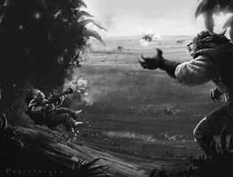 Guild Wars 2 speedy by Machasamatman