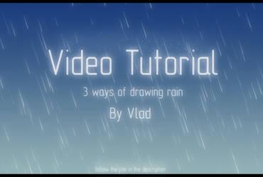 Video tutorial-Rain by DevaPein
