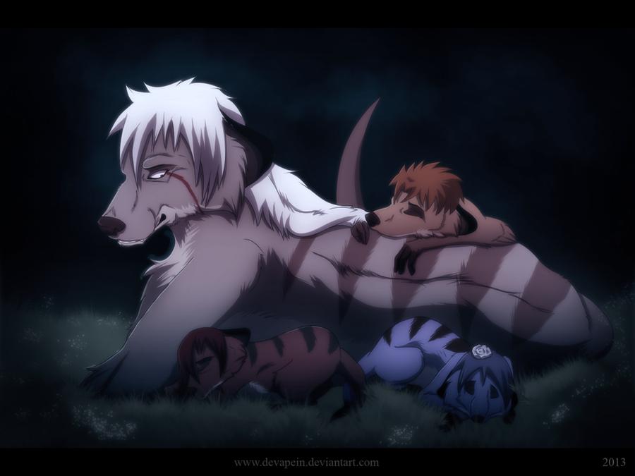 -Good night,sensei- Redrawn by DevaPein