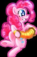 Pinkie Pie by shadow-rhapsody