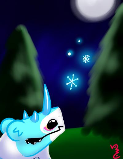 Snowflakes! [Grabuki Event]