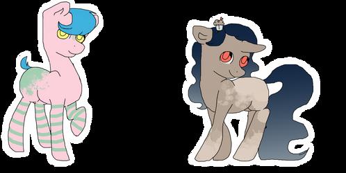 Free Pony Adopts {Closed} by Nappila