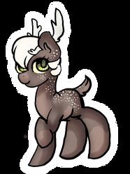 Free Pony Adopt {Closed} by Nappila