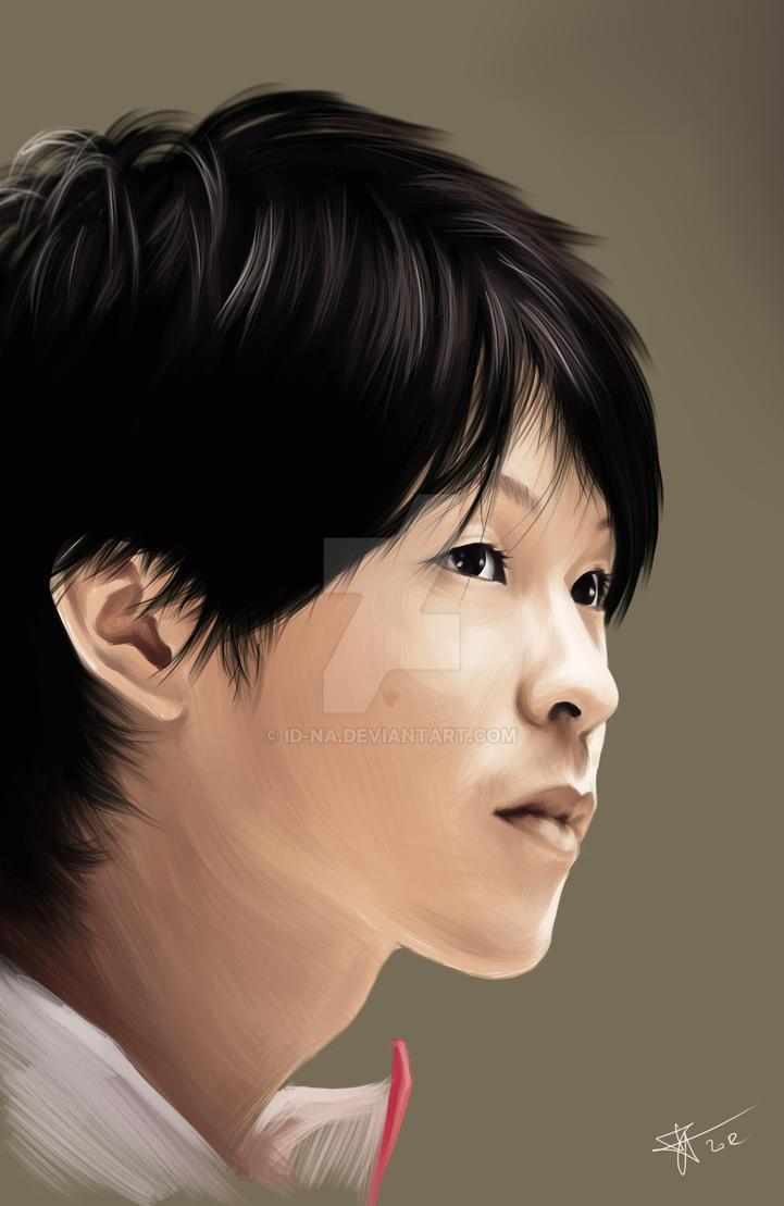 Uchimura Kohei by id-na