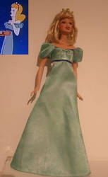 princess glory ooak doll by lulemee