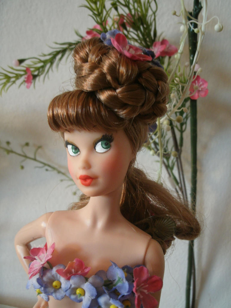 disney centaurette ooak doll by lulemee