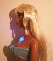 disney kida ooak doll by lulemee