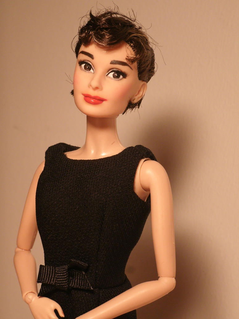 Audrey hepburn sabrina ooak by lulemee on deviantart for Audrey hepburn pictures to buy