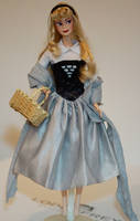 Disney Briar Rose OOAK by lulemee