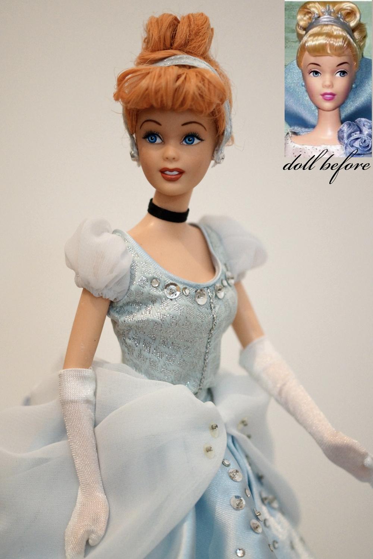 Disney Cinderella OOAK by lulemee