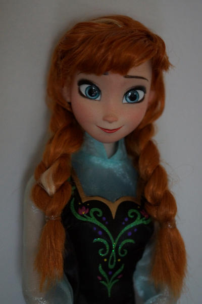 OOAK singing doll Anna by lulemee