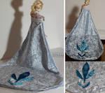 Queen Elsa of Arendelle OOAK