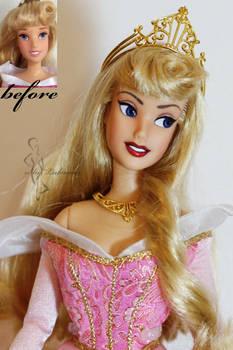 Aurora OOAK doll