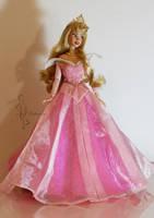 Aurora OOAK doll by lulemee